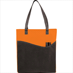 - Rivers Pocket Non-Woven Convention Tote