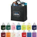 Tote Bags - YaYa Budget Non-Woven Shopper Tote