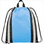 - Small Reflective Drawstring Bag