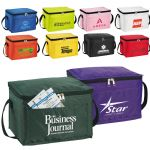 - Spectrum Budget 6 Can Lunch Cooler