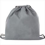 Drawstring Backpacks - Evergreen Non-Woven Drawstring Sportpack