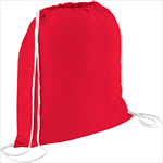 - 4 oz. Cotton Drawstring Sportspack