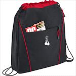 - Raven Drawstring Bag