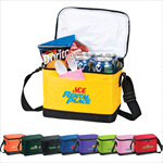 - Classic 6-Can Lunch Cooler