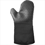 - Silicone BBQ Grilling Mitt