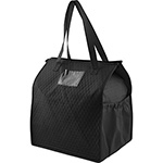 Tote Bags - Deluxe Non-Woven Insulated Grocery Tote