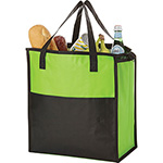 - Matte Laminated Insulated Tote