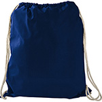 - Large Cotton Drawstring Sportspack
