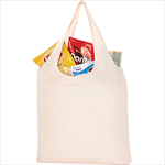 - All-Purpose 5oz Cotton Canvas Tote