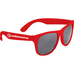 Sunglasses - Retro Sunglasses - Solid
