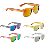 Sunglasses - Metallic Sun Ray Sunglasses