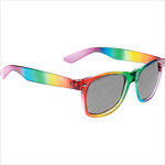 Sunglasses - Rainbow Sun Ray Sunglasses