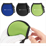 - Golf Ball Cleaning Pouch