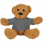 - 6'' Plush Rag Bear with Shirt