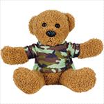 - 8 inch Plush Rag Bear with Shirt