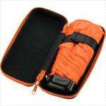 Umbrellas & Ponchos - 37 inch Mini Folding Travel Umbrella with Ca