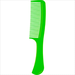 Health & Beauty - Trusty Classic Handle Comb