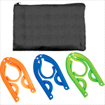 Travel - Hanger Set With Pouch