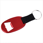 Keyrings - Oval Bottle Opener