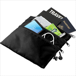 - Carry All Travel Pouch