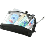 Travel - Clear Travel Pouch