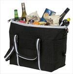 Cooler Bags - Trekk Expandable Mega Cooler - Black