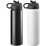 Thermal Drinkware  - Trekk™ Double Walled Stainless Drink Bottle