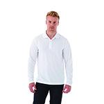 Polos - Mori Long Sleeve Polo - Mens