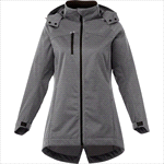 New - BERGAMO Softshell Jacket - Womens