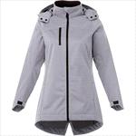 New - BERGAMO Softshell Jacket - Womens