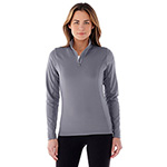 Fleece & Knits - Caltech Knit Quarter Zip - Womens