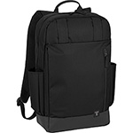 Back to School and Work - Tranzip 15 inch Computer Day Pack - Black