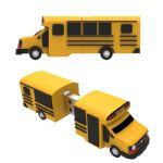 Existing PVC Moulds - School Bus USB Flash Drive