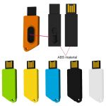 - PVC Slider USB Flash Drive