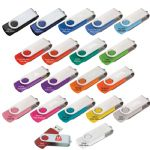 USB Flash Drives - Rotate USB Flash Drive