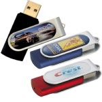The Rotate - Dome Rotate USB Flash Drive
