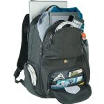 Backpacks - Case Logic® Berkeley Laptop Backpack - Grey