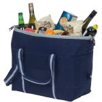 Cooler Bags  - Trekk™ Expandable Mega Cooler - Blue